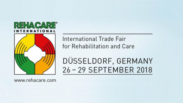 Visit us at ReHaCare 2018
