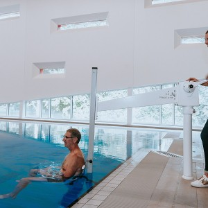 Pool lift: Neptune